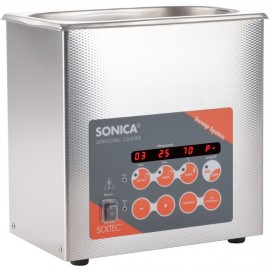 Ultrasonic cleaner 2200 S3