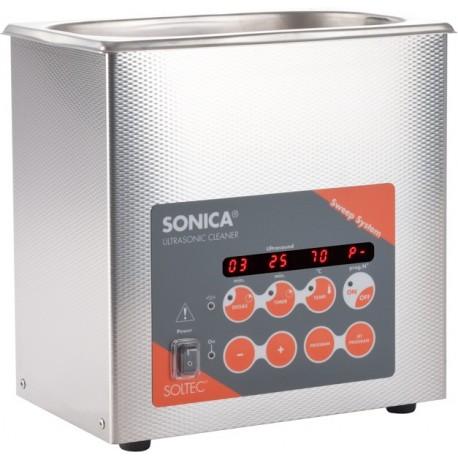 Lavatrice ad ultrasuoni 2200 S3