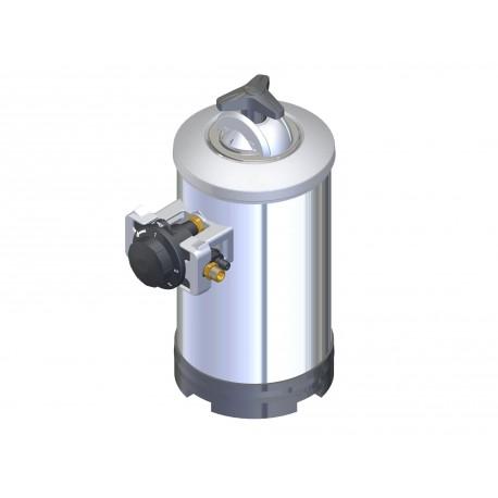 Unità Addolcitore Manuale LT8 Serie By Pass Per S.A.M.3