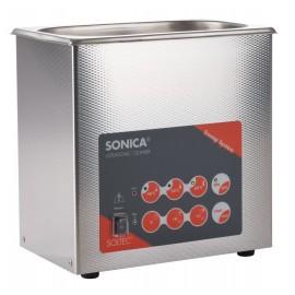 KIT + lid Ultrasonic cleaner 2200 ETH S3