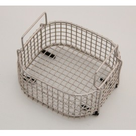 SONICA 1200 rectangular stainless steel basket