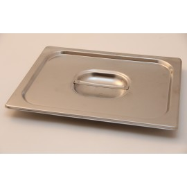 Stainless steel lid SONICA 3200/3300 1/2