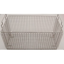 SONICA ATC 67L rectangular stainless steel basket
