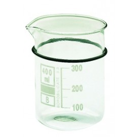 Glass beaker SONICA 400ml