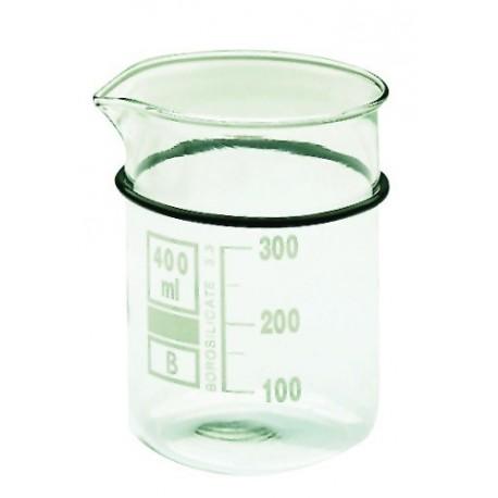 Glass beaker SONICA 400ml